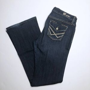 KUT FROM THE KLOTH Bootcut Flap Pocket